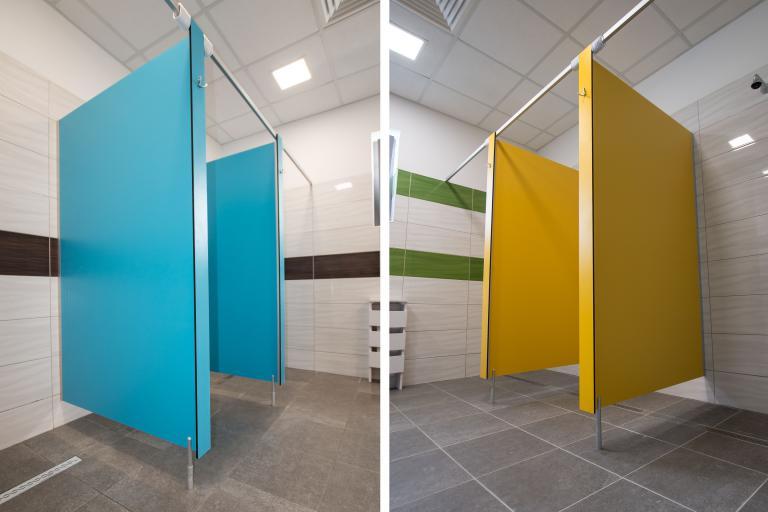 Ścianki sanitarne